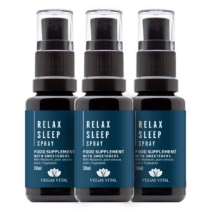 Relax Sleep Spray 3er Pack